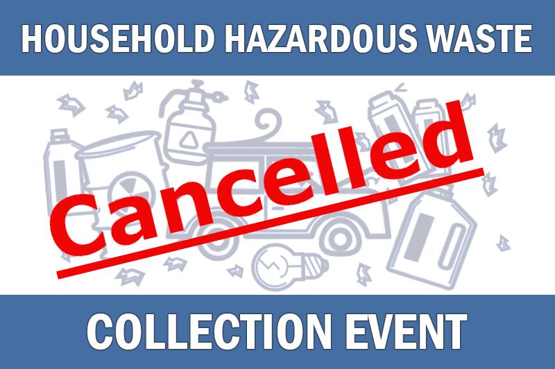 Household Hazardous Waste Collection Event